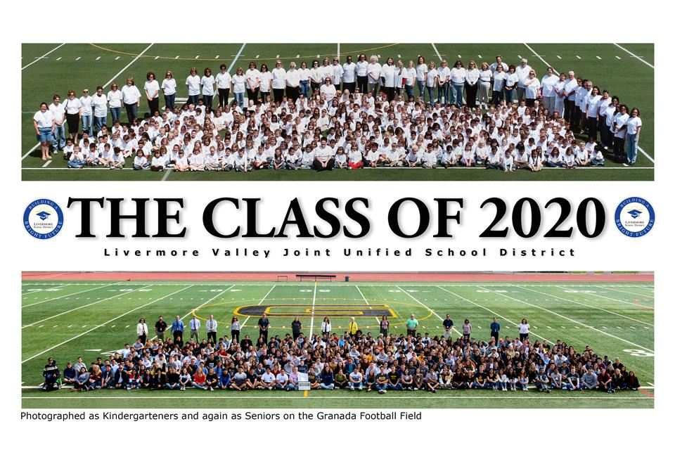 Class of 2020 composite photo